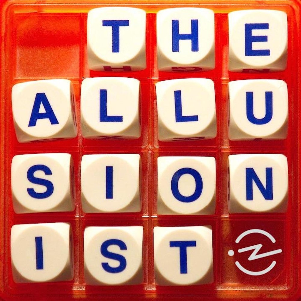 The Allusionist podcast