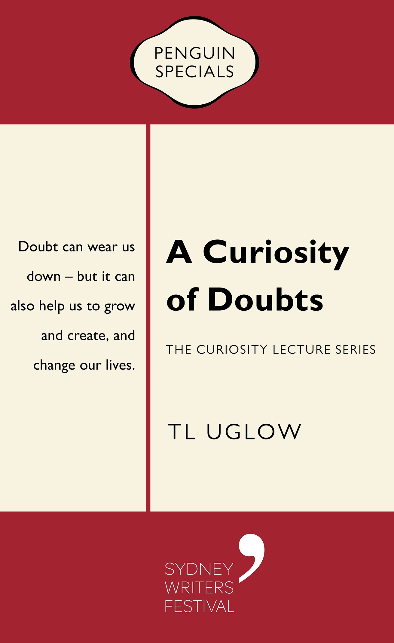 A Curiosity of Doubts book cover
