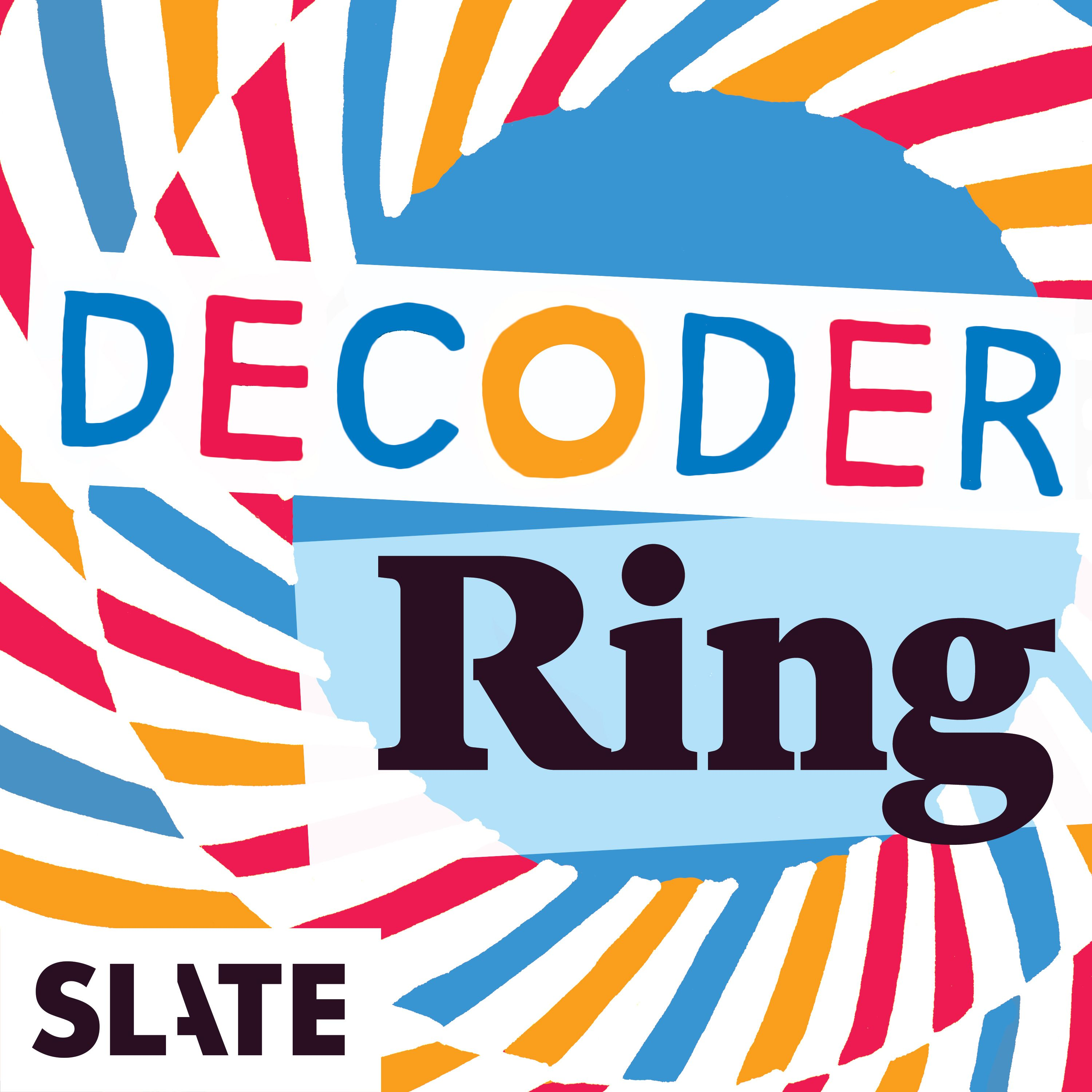 Decoder Ring podcast