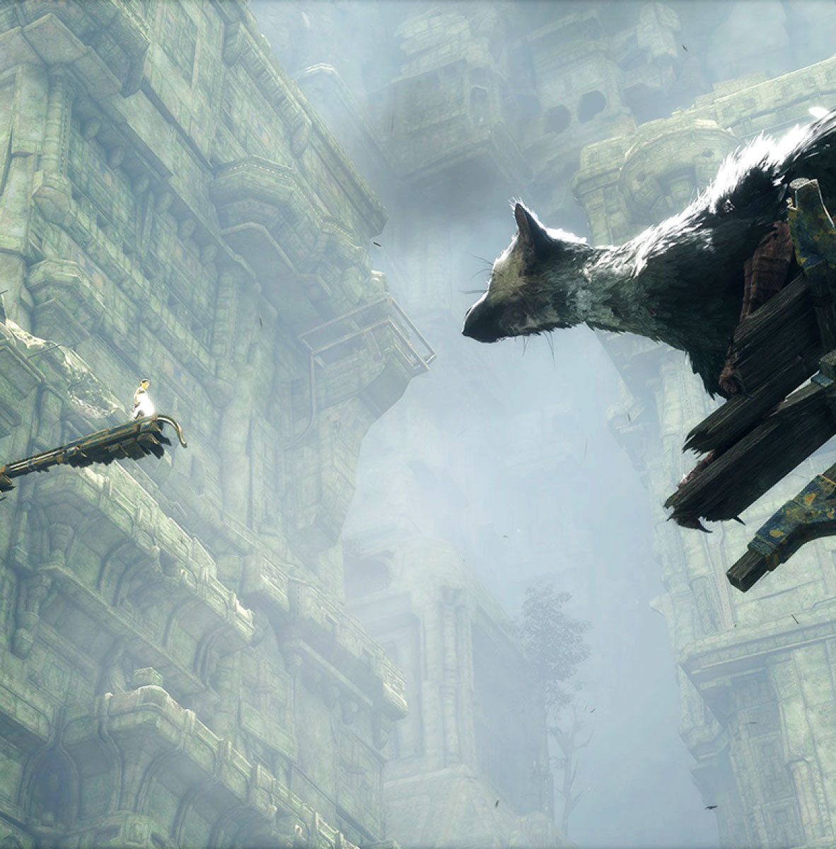 The Last Guardian video game