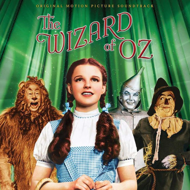 The Wizard of Oz soundtrack album cover