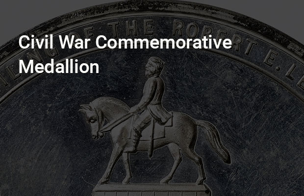 Civil War Commemorative Medallion