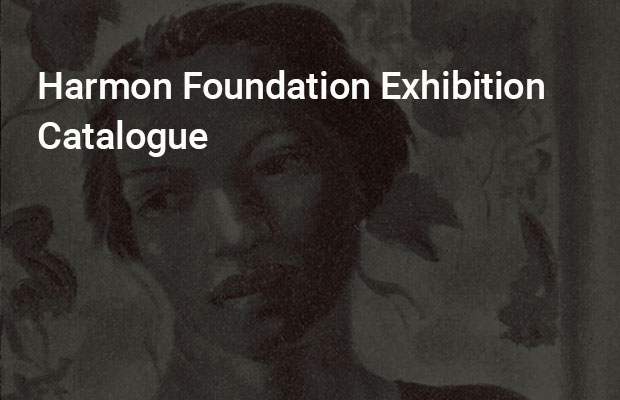Harmon Foundation Exhibition Catalogue