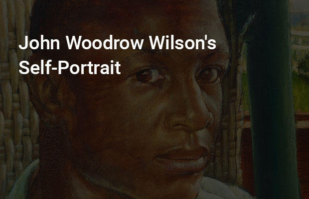John Woodrow Wilson's Self-Portrait