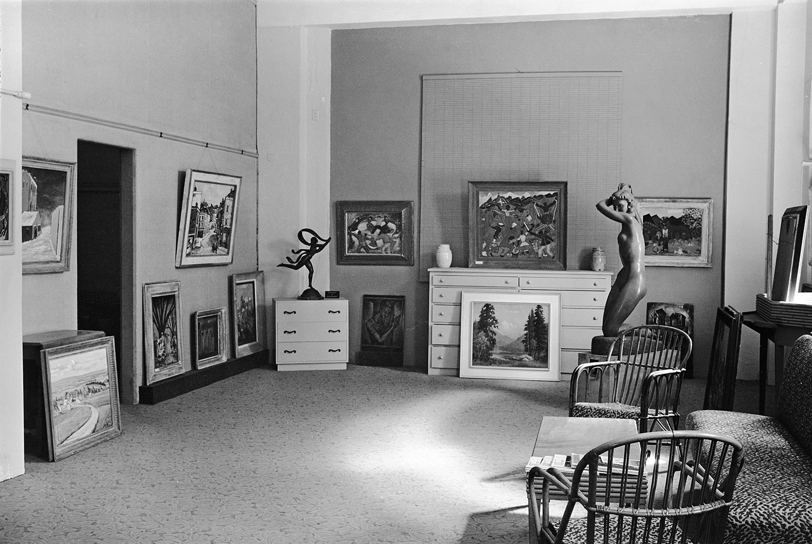 Photograph of Washington Art Galleries