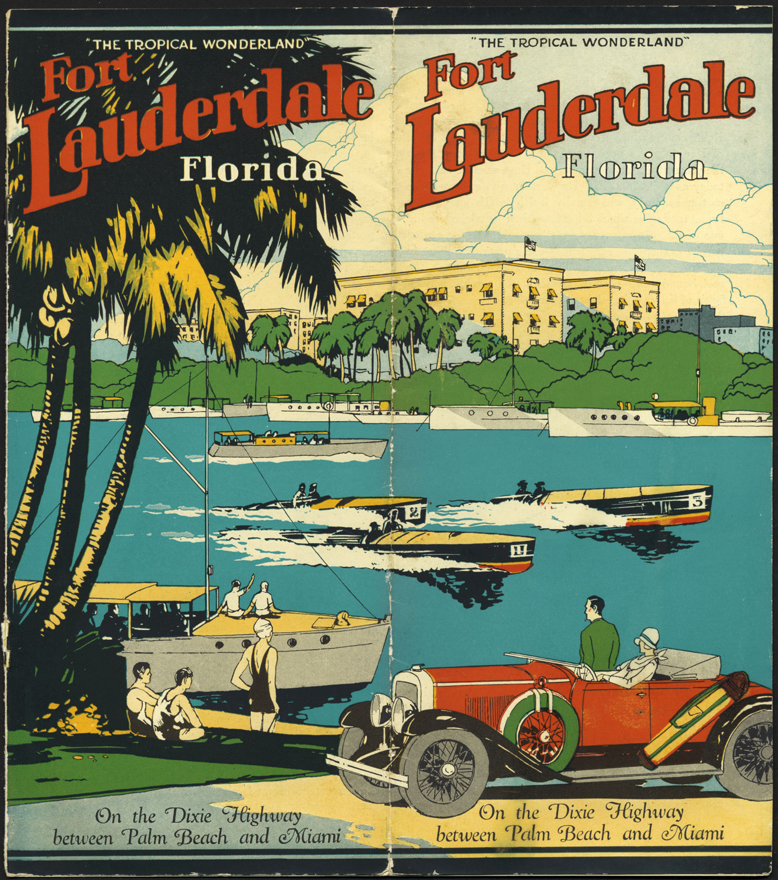 Fort Lauderdale brochure
