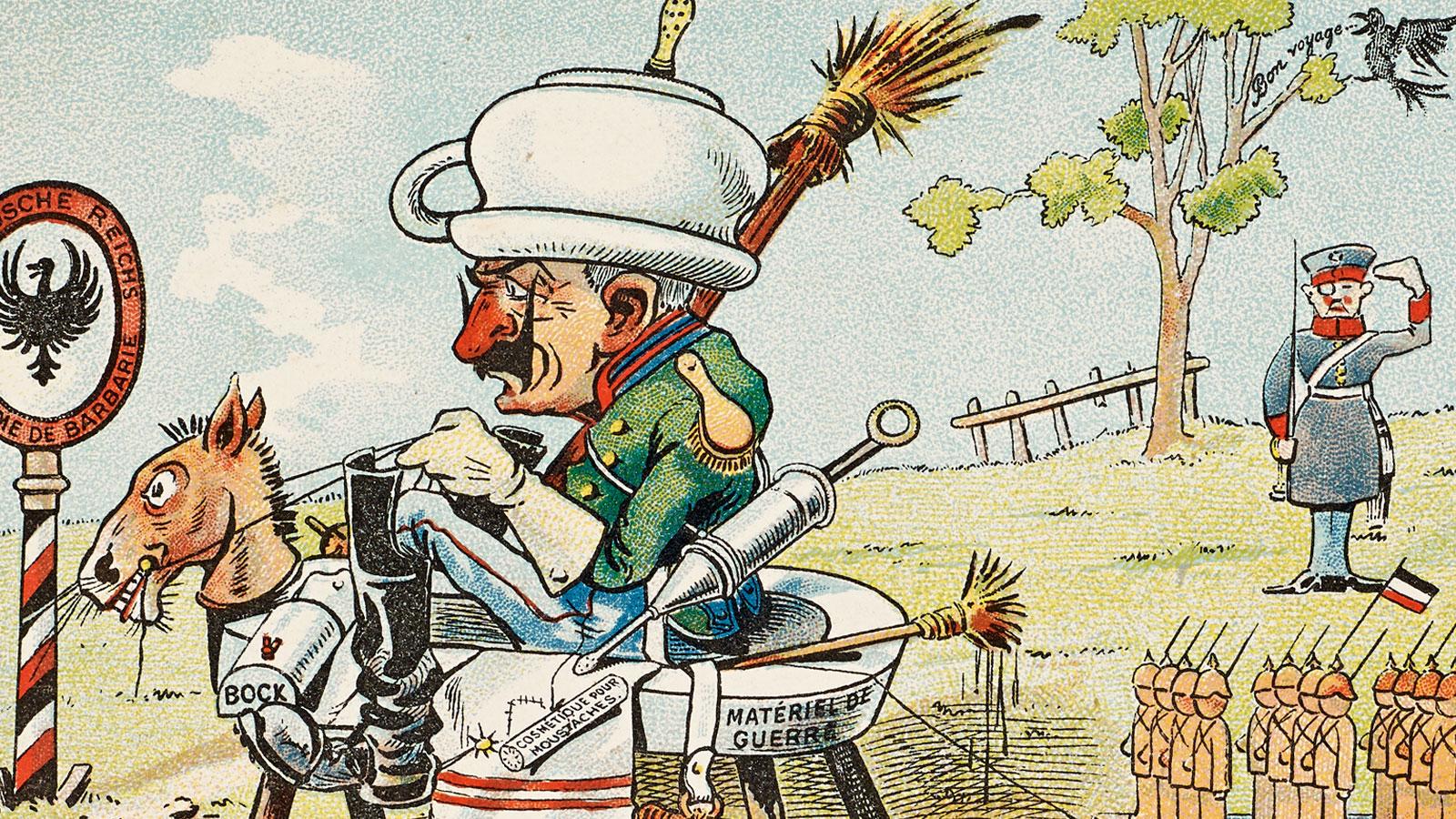 Немецкие открытки периода второй мировой войны, картинки